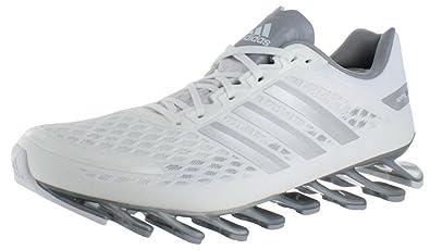 c4f9638799ff adidas Springblade Razor Men s Sneakers White Metalsilver G97685 (Size   11.5)