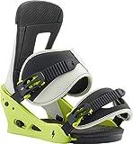 Burton Freestyle Snowboard Bindings MTN Dude Green Sz L (10+)