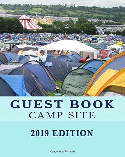 Download GUEST BOOK - Camp Site pdf epub