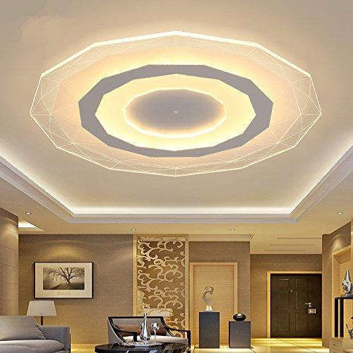 YYSTORR Einfache Led Lampe Wohnzimmer Beleuchtung Ideen ...