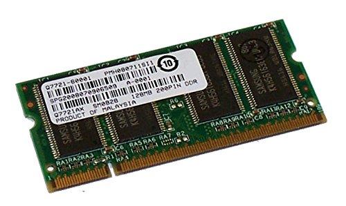 HP Color LaserJet 5550dn Printer SM0712 128MB RAM Memory- Q7721-60001