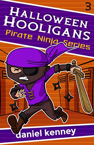 Amazon.com: Halloween Hooligans (Pirate Ninja Book 3) eBook ...