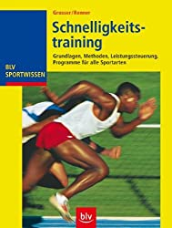 Schnelligkeitstraining: Grundlagen, Methoden, Leistungssteuerung, Programme für alle Sportarten