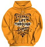 Eternal Life Heaven Jesus Christ Christian Shirt | Religious Hoodie Sweatshirt