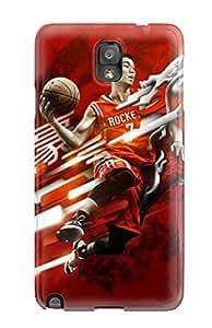 Heidiy Wattsiez's Shop 6276325K670869059 houston rockets basketball nba (14) NBA Sports & Colleges colorful Note 3 cases