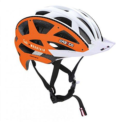 CAZ7Y|#CASCO(カスコ) サイクルヘルメット CUDA MOUNTAIN Sオレンジ 1671 1671 5862  B00I8DHVN0