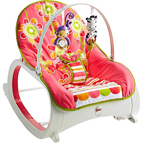Fisher Price Floral Confetti Baby Infant - Fisher Price Ocean Wonders Bouncer Shopping Results