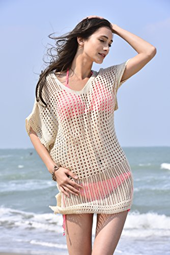 Collection Beige Fashion Beachwear Swimsuit