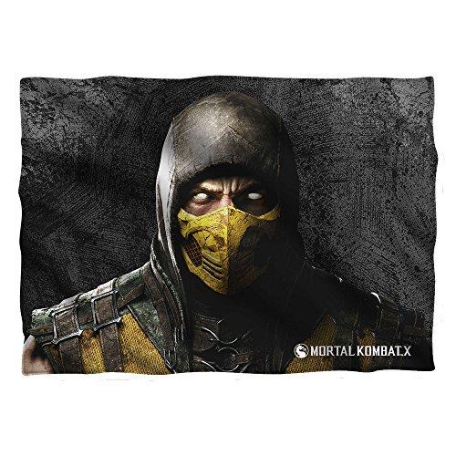 Scorpion -- Mortal Kombat X -- Pillow Case