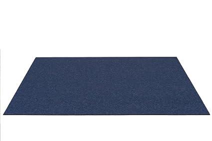 Vade XXL 100% fieltro de escritorio (3 mm jeans 60 x 90 Fieltro ...