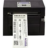 Citizen CL-S400DT Direct Thermal Printer - Monochrome - Desktop - Label Print CL-S400DTESU-R-PE