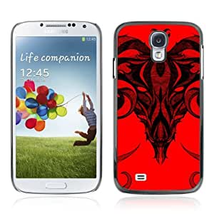 Designer Depo Hard Protection Case for Samsung Galaxy S4 / Cool Skull
