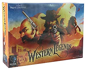 Western Legends (Board Game)