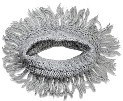 UGG Fringe Knit Snood
