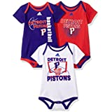 OuterStuff NBA Infant 3 Point Bodysuit Set