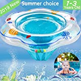 Best Baby Floats - Baby Inflatable Swimming Rings Float with Double Airbags Review