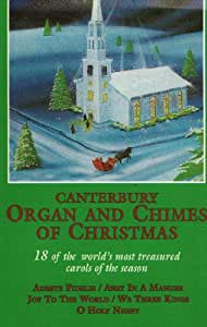Canterbury Organ and Chimes of Christmas