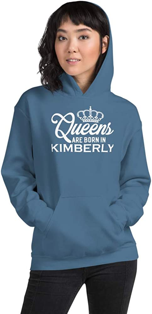 Queens are Born in Kimberly PF