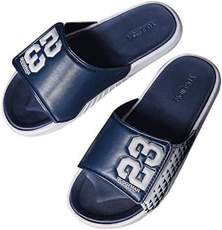 51GiM pXF4L. AC Men's Athletic Adjustable Slide Sandals with Velcro Lightweight Comfort Slip On Sport Slippers    Product Description