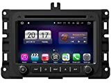 RoverOne Android 7.1 In Dash Car DVD GPS Navigation System for Dodge RAM 1500/2500/3500 2013 2014 2015 with Stereo Radio Bluetooth GPS SD USB Mirror Link Touch Screen For Sale
