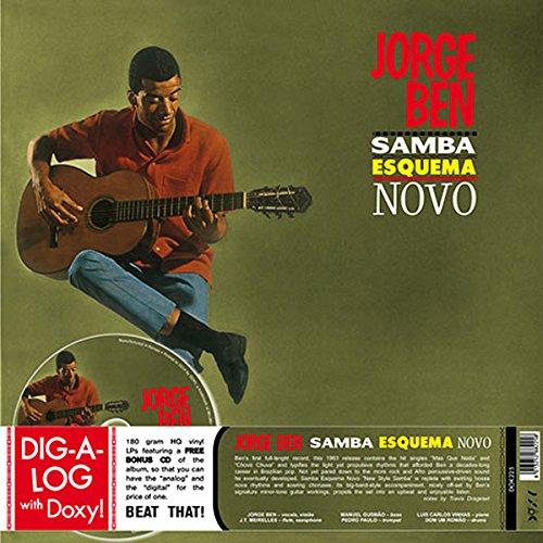 Samba Esquema Novo [12 inch Analog]                                                                                                                                                                                                                                                    <span class=