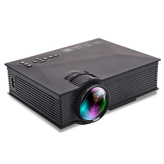 XSD UC46 Proyector Home LED Proyector Portátil Mini Pico Proyector ...