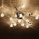 LightInTheBox Artistic Aluminum Flush Mount Lights With 11 Lights