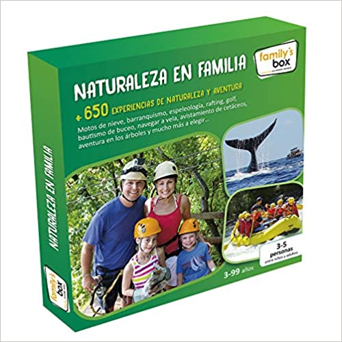 family box naturaleza en familia