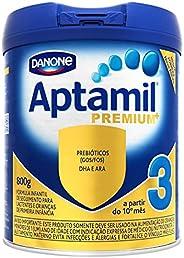 Fórmula Infantil Aptamil Premium 3 Danone Nutricia 800g