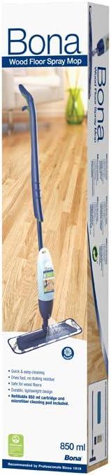 Bona Hardwood Floor Spray Mop, includes 28.75 oz. Cartridge