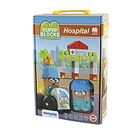 Miniland Super Blocks Set - Hospital