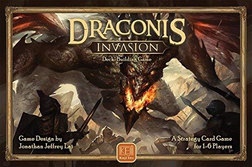Funforge Draconis Invasion: Retail Version [並行輸入品] B07SC5W4HH