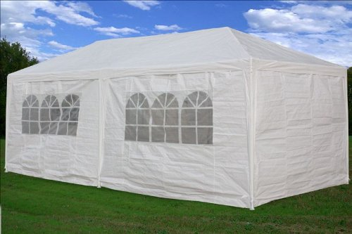 10'x20′ Party Wedding Tent Gazebo Pavilion Catering Carport Shelter New, Outdoor Stuffs