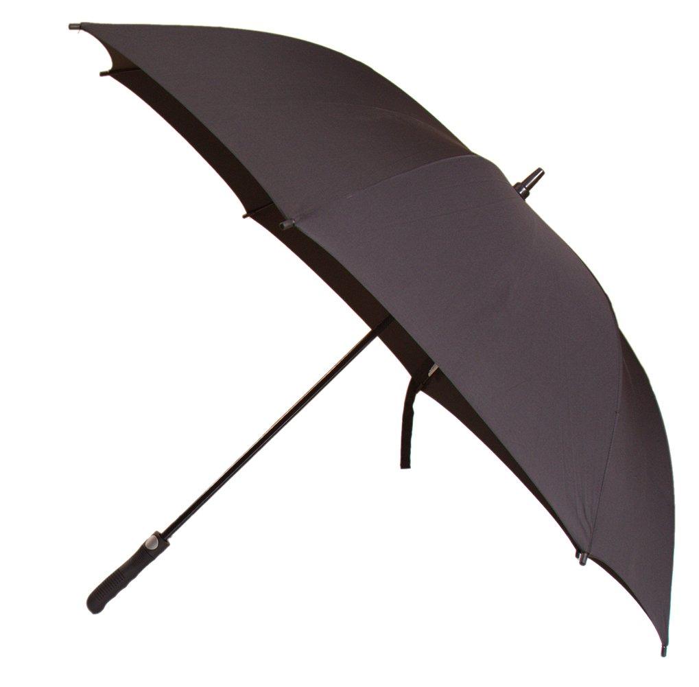 Generic Auto Open Sport Umbrella Size 68inch Color Grey