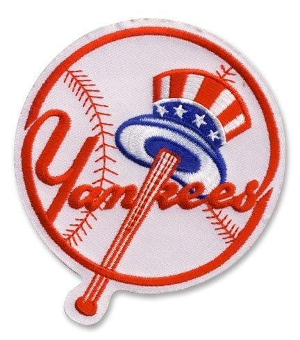 The Emblem Source New York Yankees Primary Logo Patch