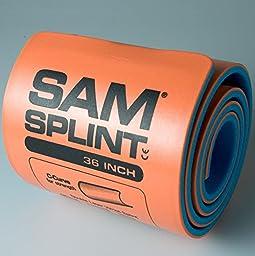 SAM Rolled Splint 36\