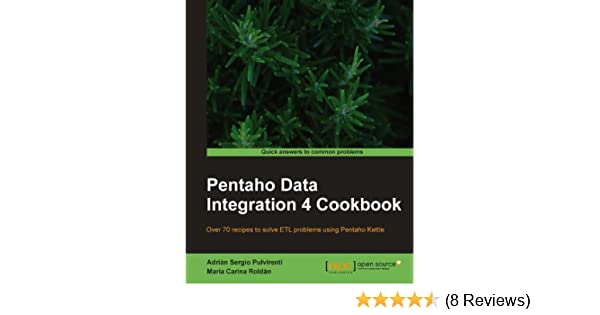 Pentaho Data Integration 4 Cookbook