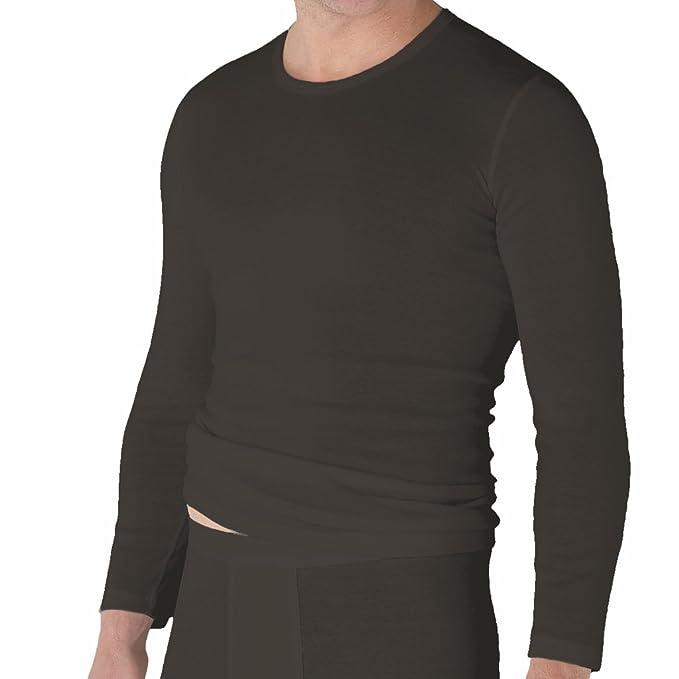 Con-ta - Camiseta térmica - para hombre negro 48