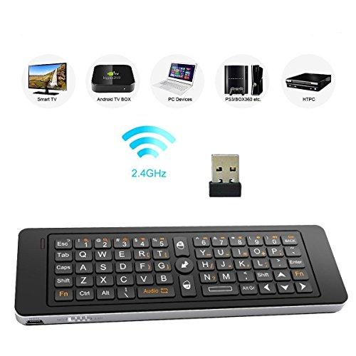 Multifunction Wireless Keyboard Learning Microphone