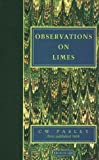 Observations on Limes, Pasley, C. W., 1873394276