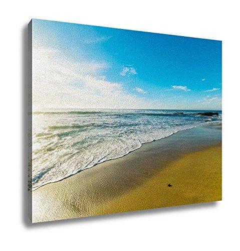 Ashley Canvas Golden Shore In La Jolla, Wall Art Home Decor, Ready to Hang, 16x20, AG6525517 (Decor Garden Diego San)