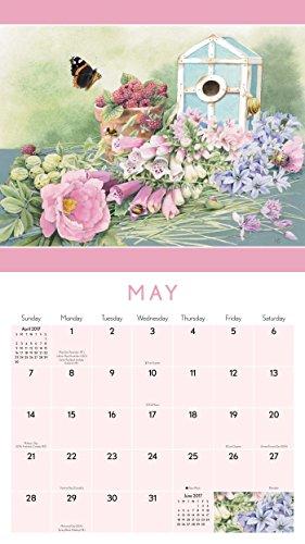 Marjolein Bastin 2017 Deluxe Wall Calendar: Nature's Inspiration