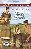Family Lessons, Allie Pleiter, 0373829604