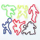 Silly Bandz Marvel Shapes Bandz