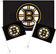Boston Bruins Flag Kit
