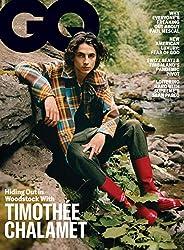 "GQ Magazine, November 2020 | Timothée Chalamet (""D"