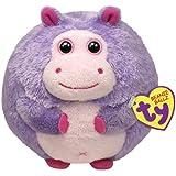 Ty Beanie Ballz Dewdrop The Hippo
