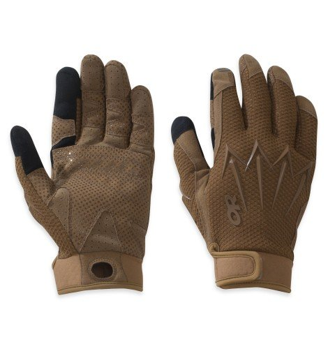 Outdoor Research Halberd Gloves, Coyote, ()