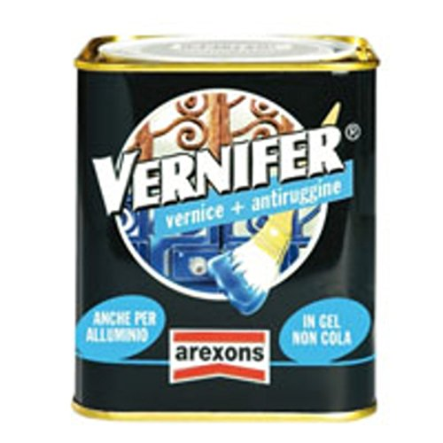 Arexons Vernice Antiruggine Vernifer Ml. 750 - marrone antico
