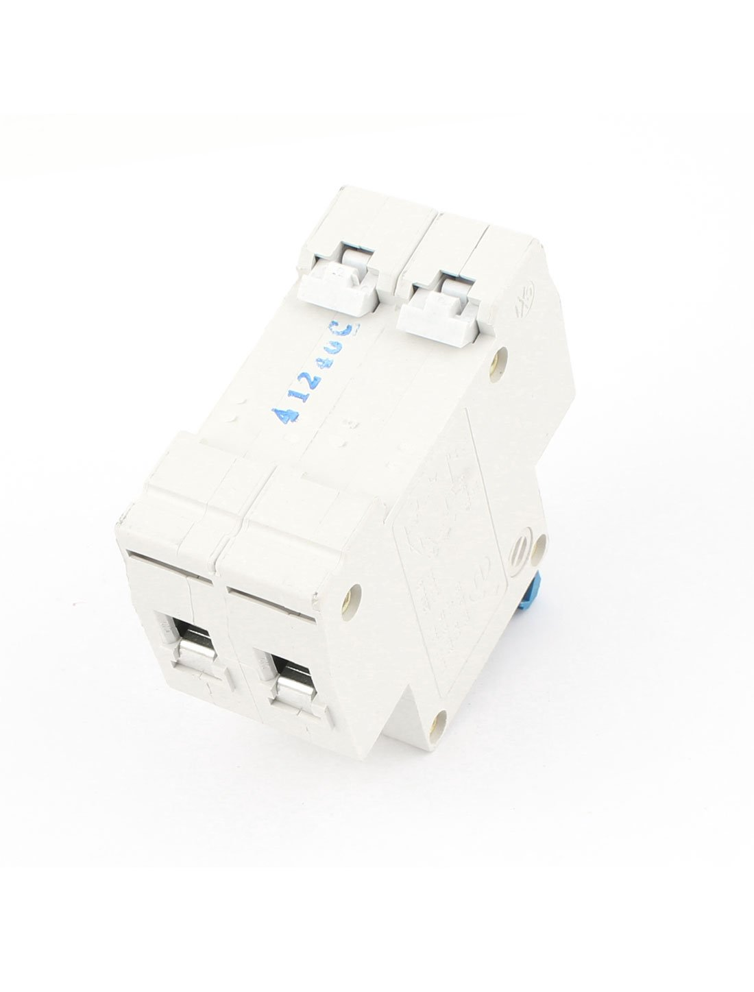 Ac 230v 400v 40a On Off Switch Double Pole Mini Circuit Breaker Types Video Different Of Breakers Ehow 6000a